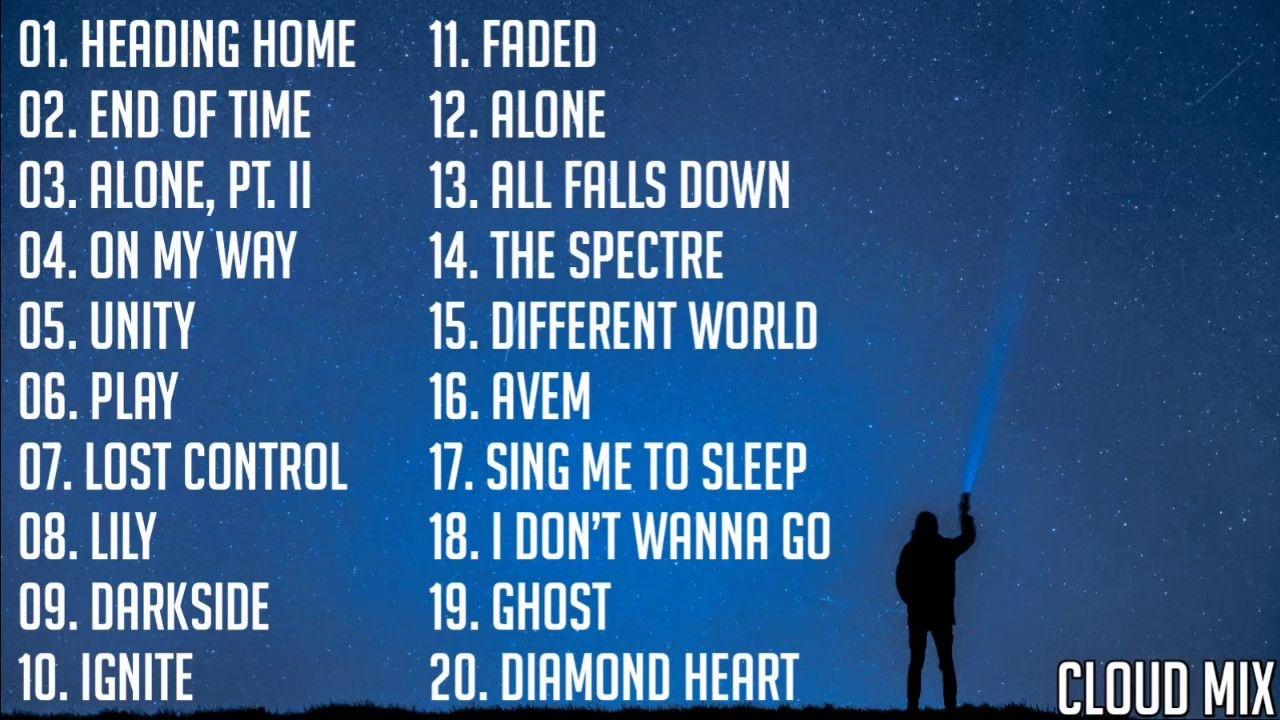 Alan Walker Full Album 2020 Alan Walker New Song Full Album 2020 Bes Alan Walker News Songs Songs