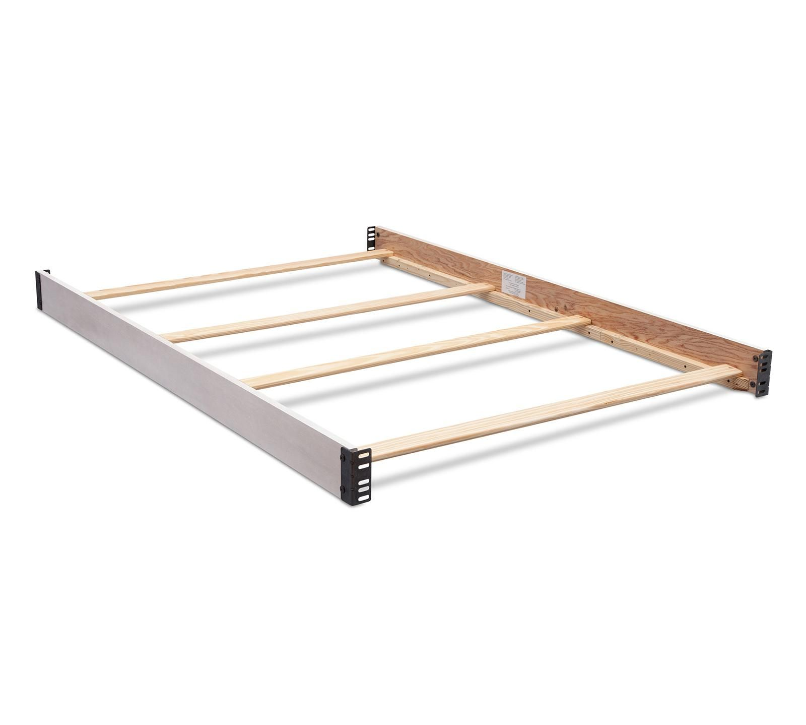 Beautyrest Tivoli Full Size Wood Bed Rails In 2020 Wood Beds