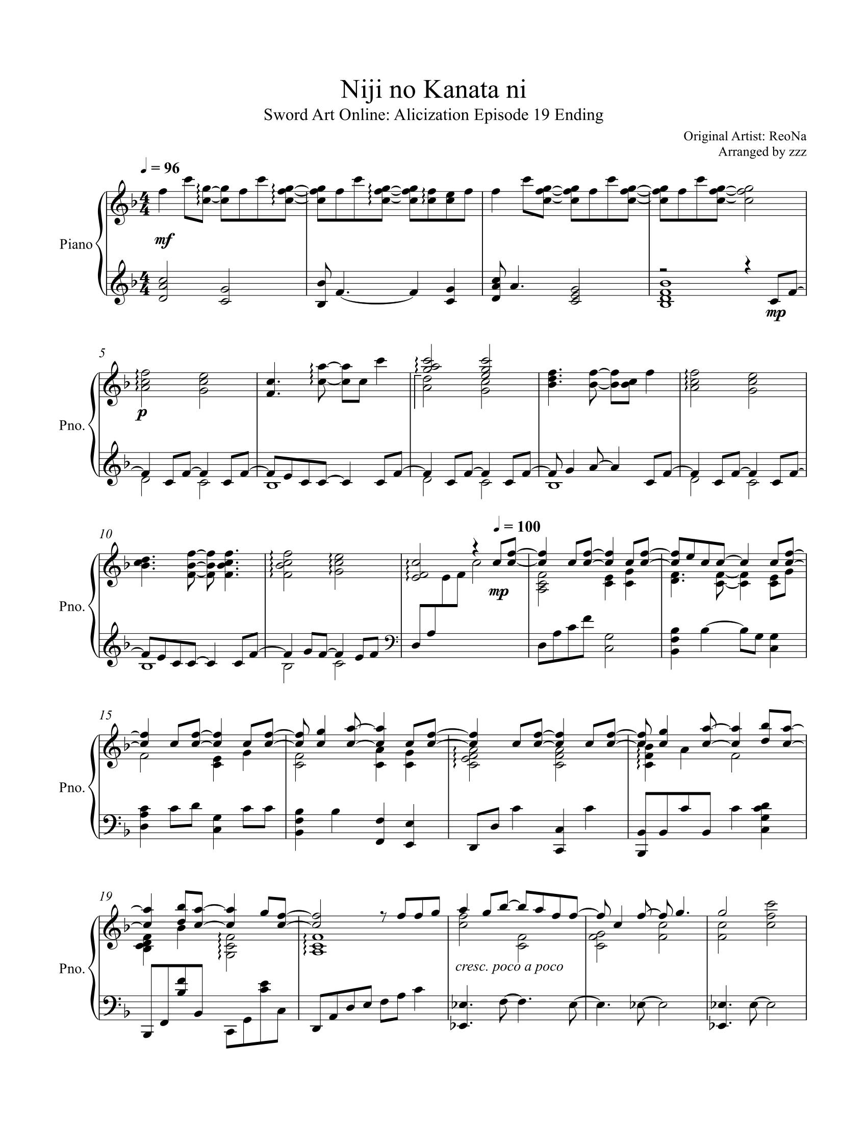 Fullmetal Alchemist /'FINAL BEST/' Band Score Sheet Music Book