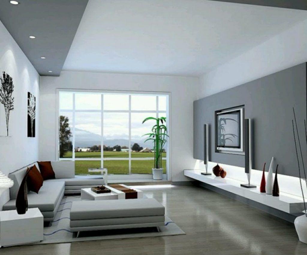tavolini da salotto vetro stabilire salone moderno grigio ...