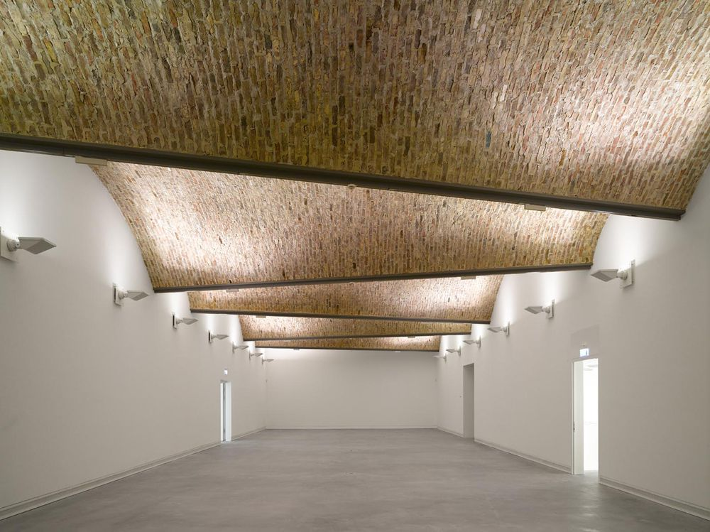 architekturpreis für kunstmuseum ravensburg | architektur und ziegel, Innenarchitektur ideen
