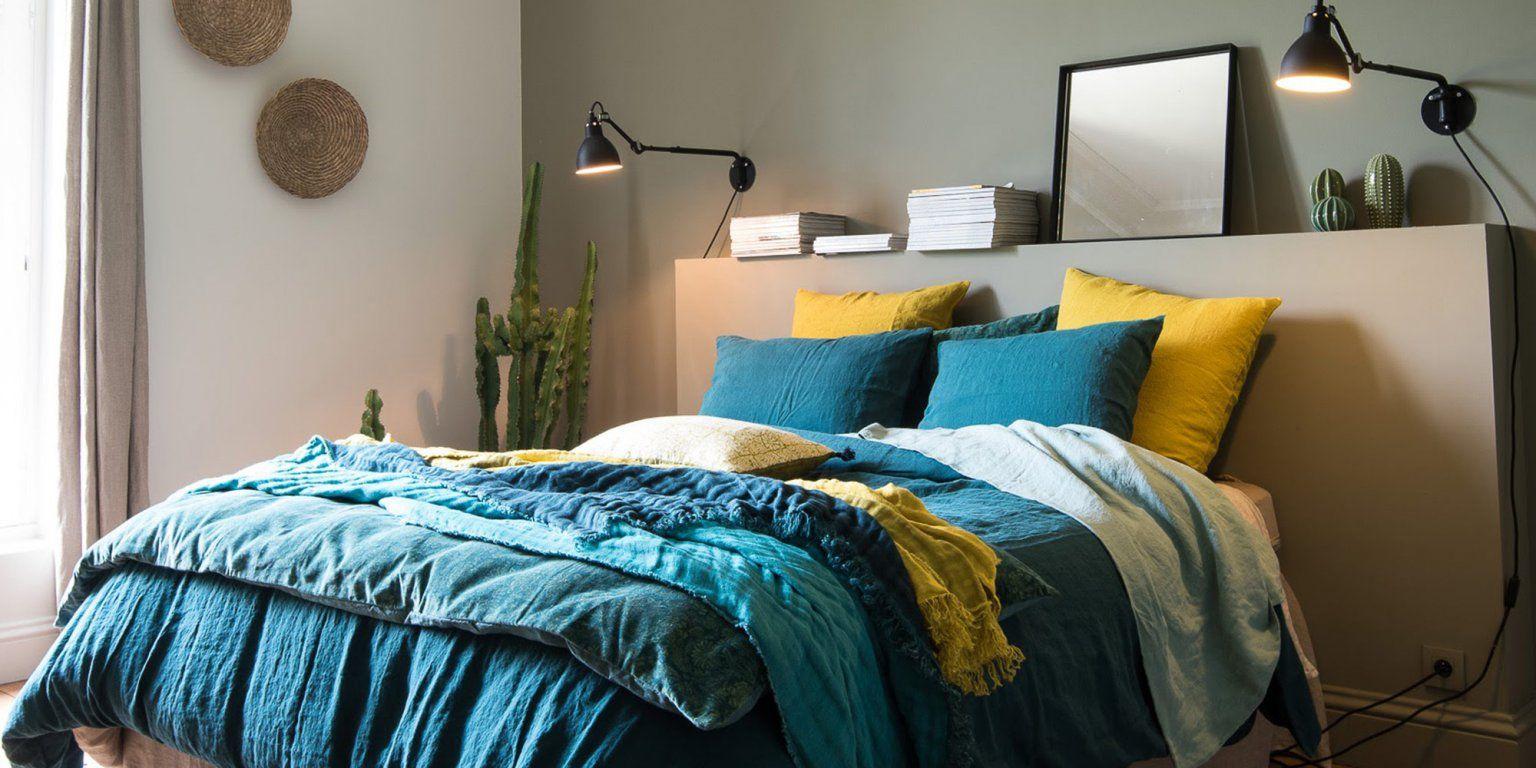 linge de lit lin Harmony Textile