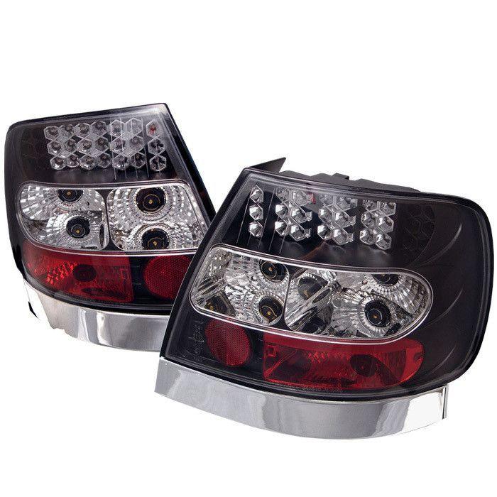 ( Spyder ) Audi A4 96-01 LED Tail Lights
