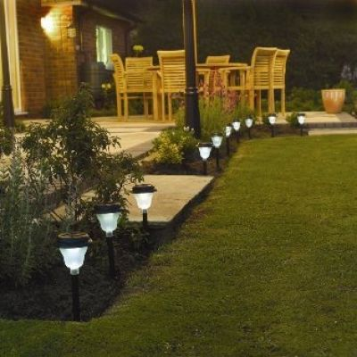the coolest solar powered garden features yard art and blooms