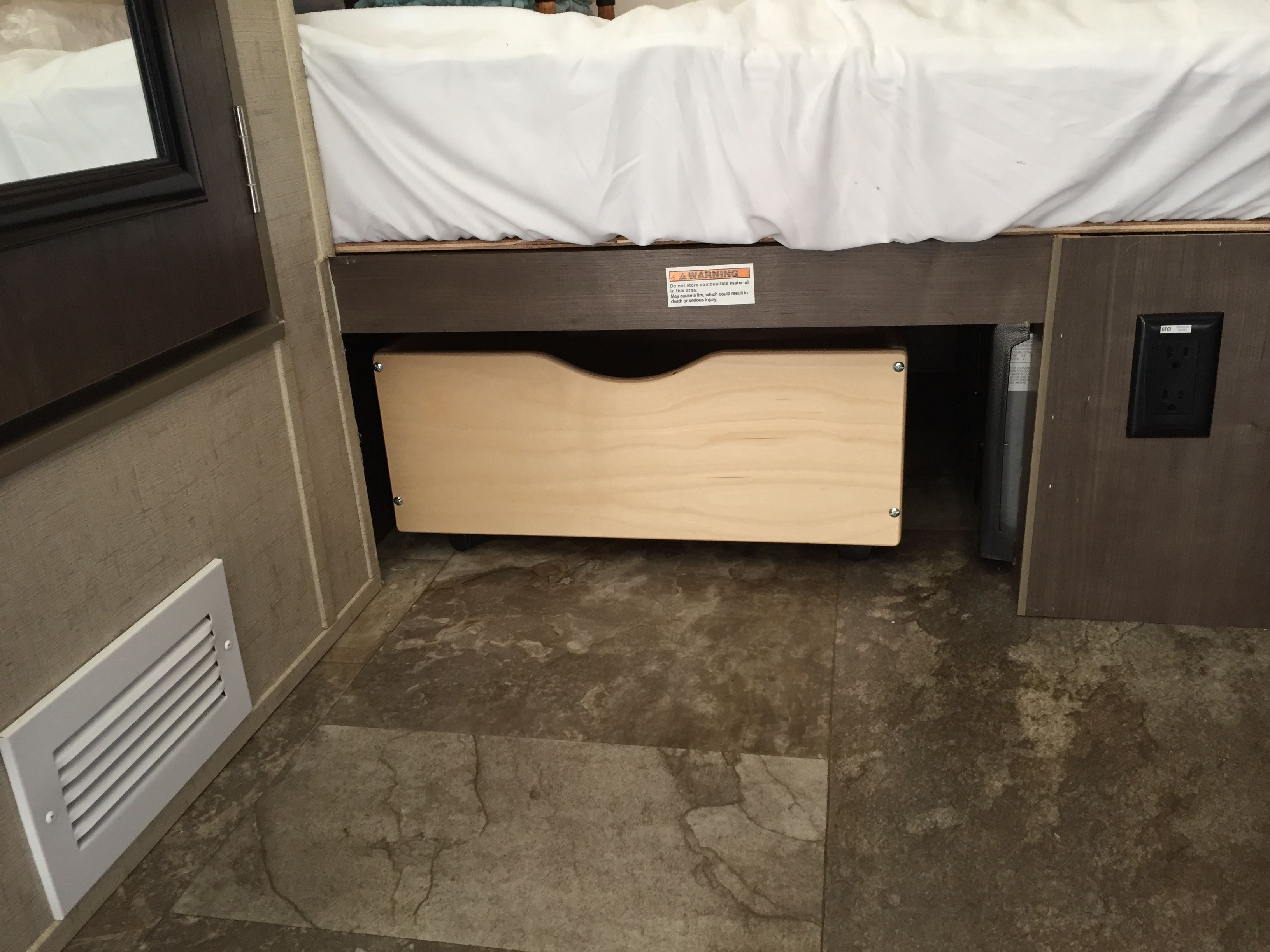 x underbed bed white under rolling box with plastic storage design wheels drawers drawer measurements