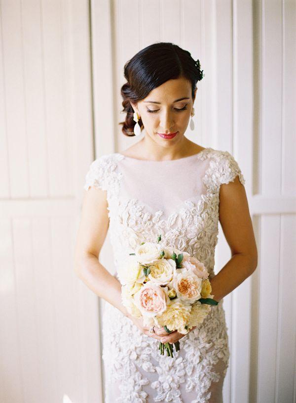 Wedding Dress: Melissa Carchedi (groom's sister)