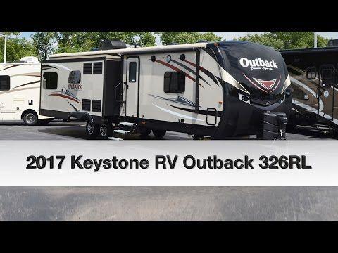 2017 Keystone Rv Outback 326rl Travel Trailer Youtube