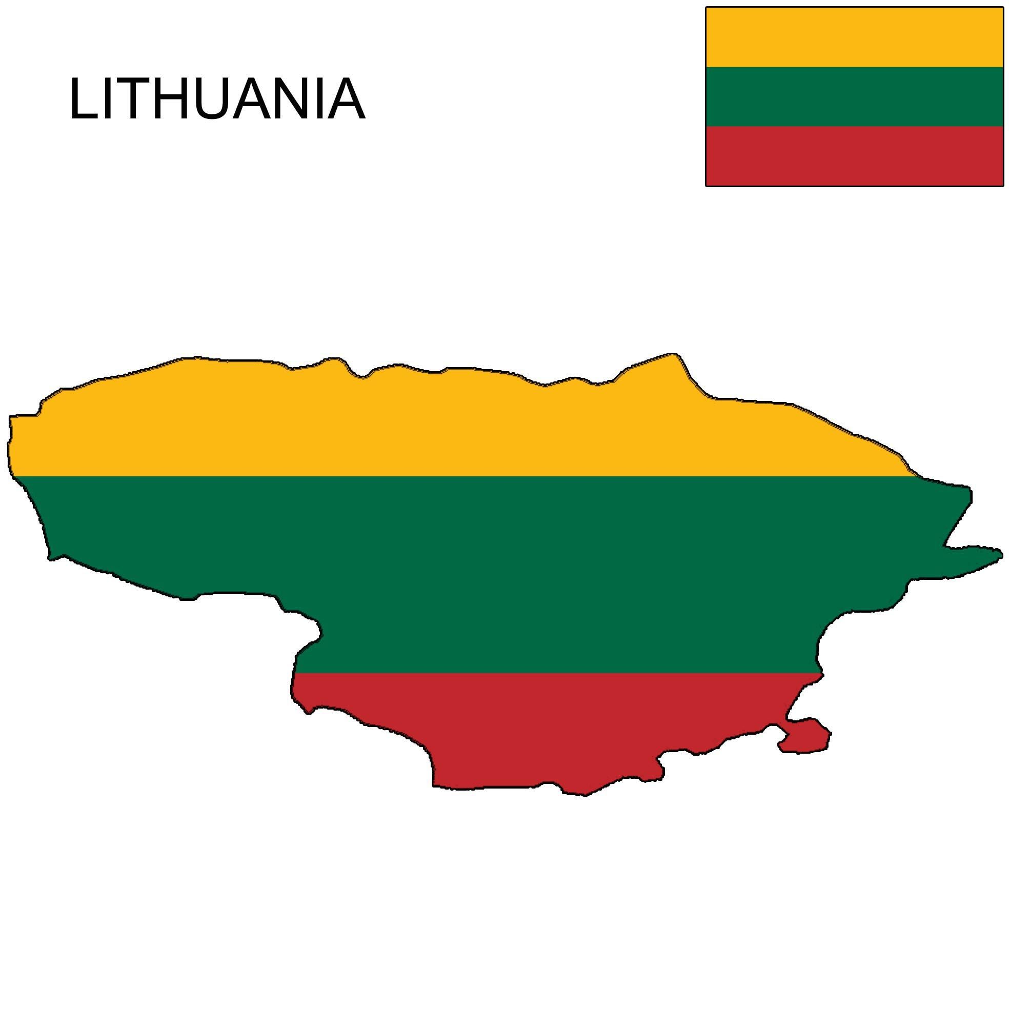 Lithuania Flag Map Lithuania Flag Emoji Lithuania Flag Symbol Lithuania Flag Colors Lithuania Flag Meaning Lithuania Flag Flag Drawing Lithuania Flag Flag
