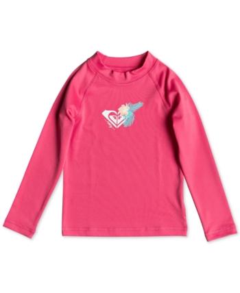 214784fc4fff0 Roxy Toddler Girls Hawaii Rash Guard - Pink 2T   Products in 2019 ...