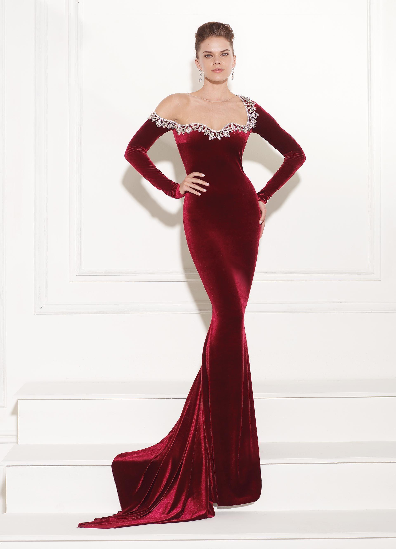Vestidos de Noche del diseñador turco Tarik Ediz   GALA   Pinterest ...