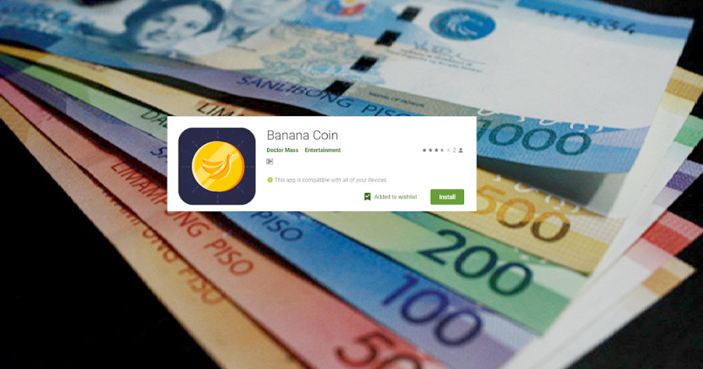 Banana Coin, a legal loan company registered in the