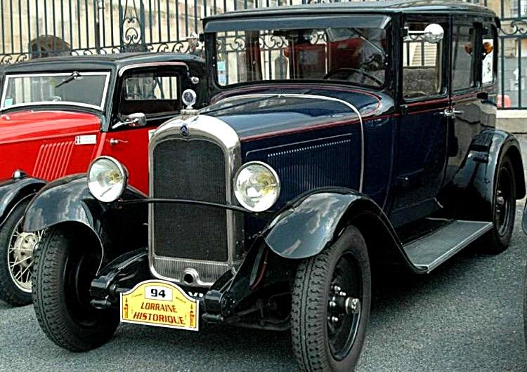 la citroen type ac 4 appel e c4 et c4 iii cette ancienne voiture fut produite de 1928 1930. Black Bedroom Furniture Sets. Home Design Ideas