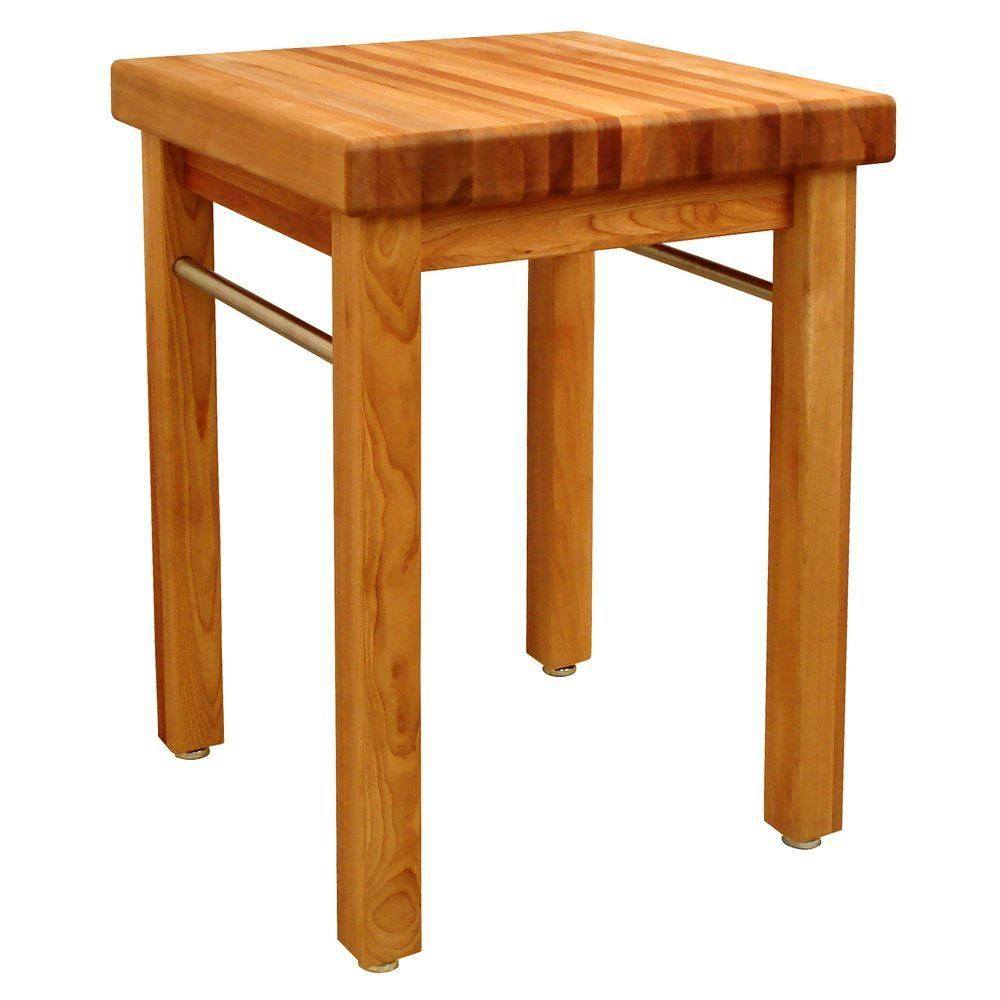 Catskill craftsmen french country natural kitchen utility table