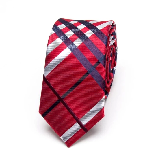 New 6CM skinny tie for mens Shirts polyester silk ties Slim handkerchief Sets