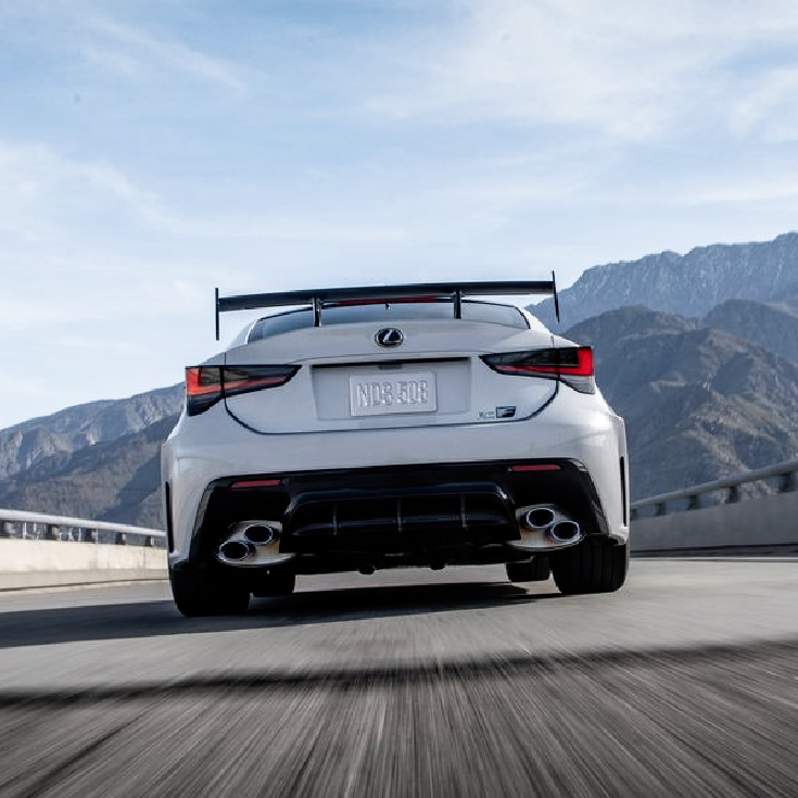 Car And Driver Just Reviewed The New 2020 Lexus Rcf Track Edition They Described It As Follows The 2020 Rc F Track Edition Car And Driver Lexus Lexus Cars