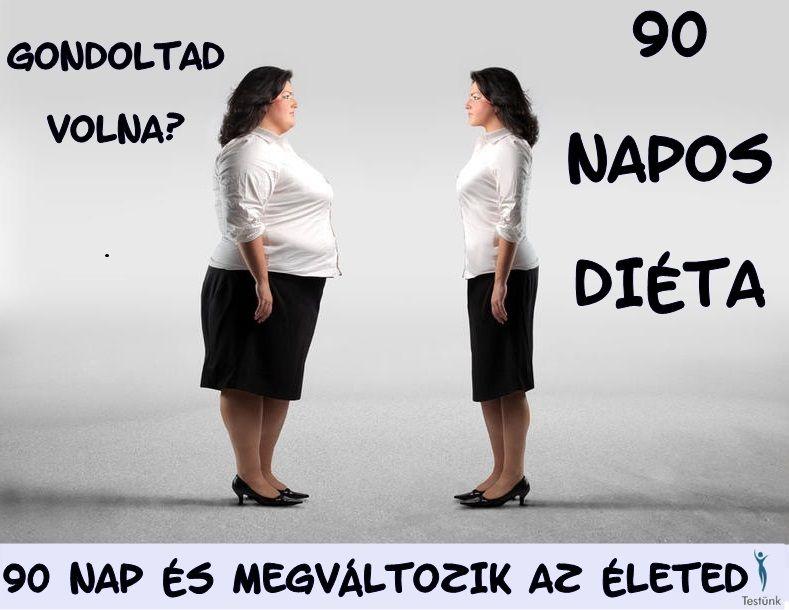 90 napos étrend)