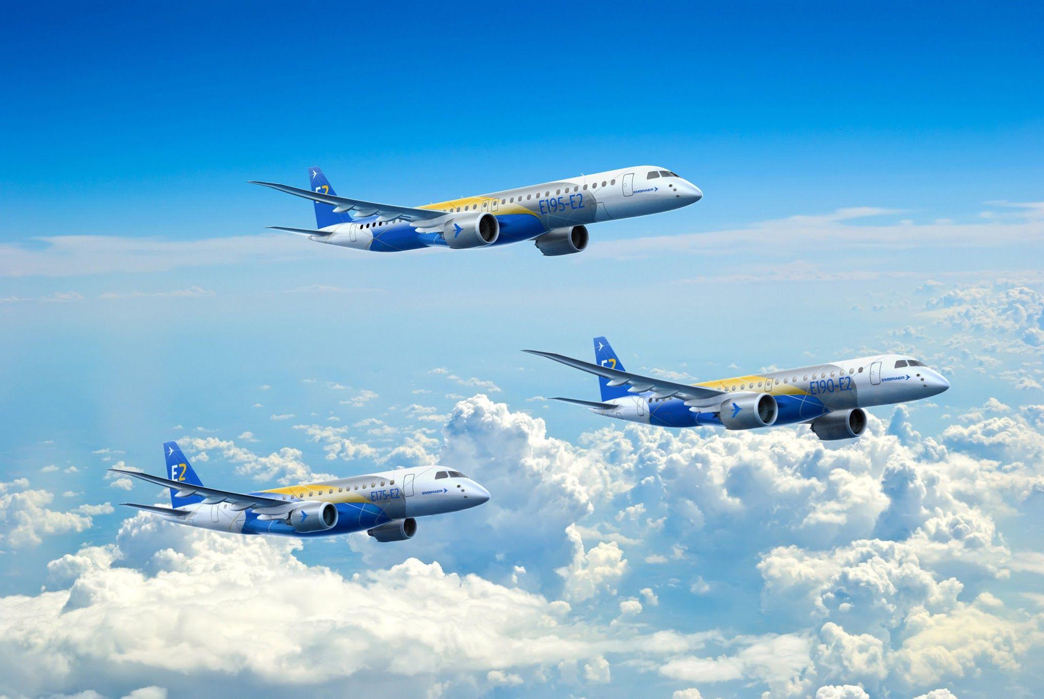 Embraer prevê 1.570 novos jatos na região da Ásia-Pacífico nos próximos 20 anos.
