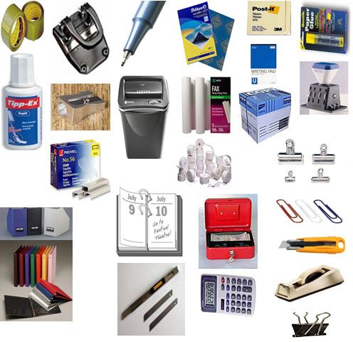 Stationery picture quiz : http://www.esolcourses.com/content/englishforwork/jobvocab/office/office-picture-quiz.html