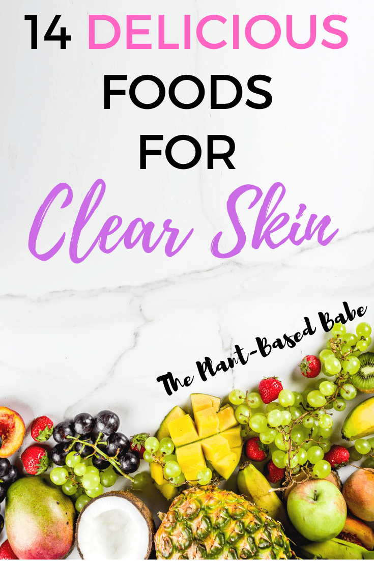 14 Foods for Amazing Glowing Skin Food for glowing