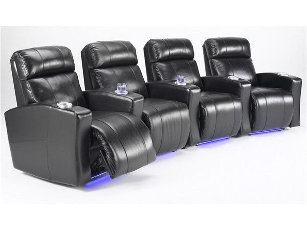 What Better Way To Watch The Superbowl Than By Relaxing In Some Genuine Theatre Seating Gear