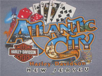 Atlantic City Harley Davidson New Jersey Travel Pinterest