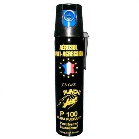 Bombe anti agressions Lacrymogène
