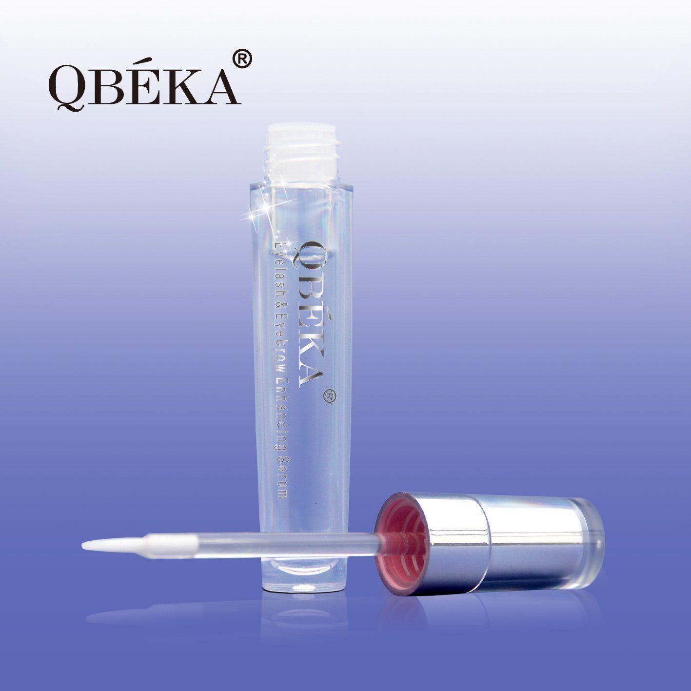 Eyelash Growth Products Qbeka Eyelash Eyebrow Enhancing Serum For
