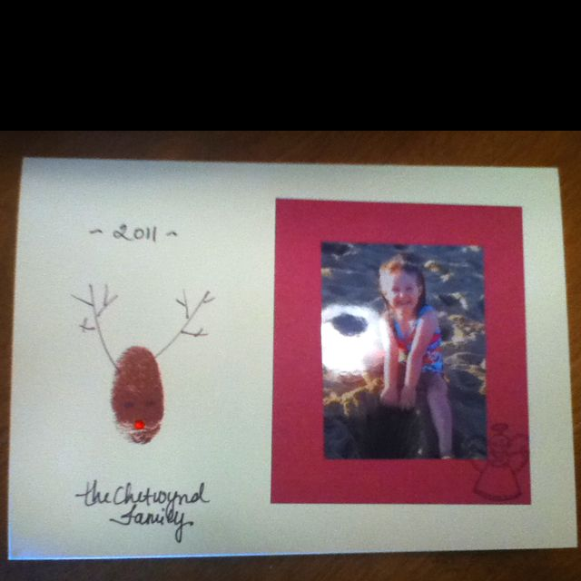 Cute, right? Family Christmas card trial...toddler w/b doing ...