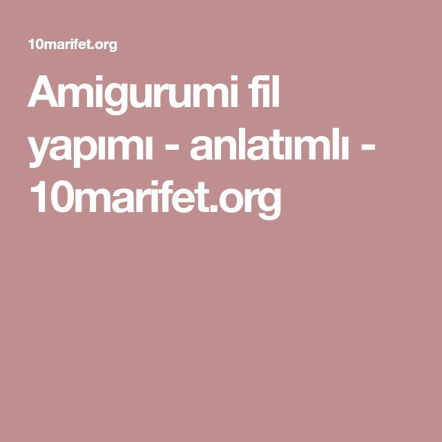 AMİGURUMİ PEMBE PANTER 1.BÖLÜM BAŞININ YAPIMI - YouTube | 640x640