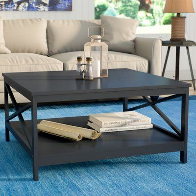 Washington Coffee Table By Breakwater Bay.Beachcrest Home Stoneford Traditional Coffee Table Products