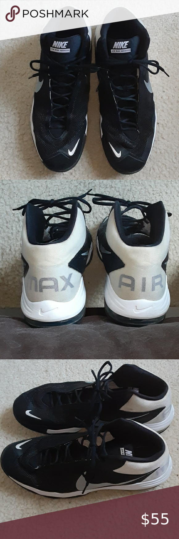 Size 16 Nike Air Max Audacity in 2020