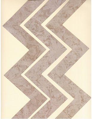vertical chevron | p a t t e r n s | Pinterest | Stenciling, Chevron ...