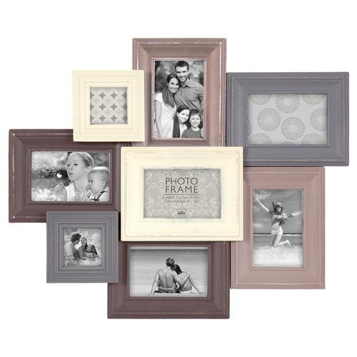 Brambly Cottage Wickliffe 8 Opening Picture Frame In 2019 Frames On Wall Picture Frames Hanging Picture Frames