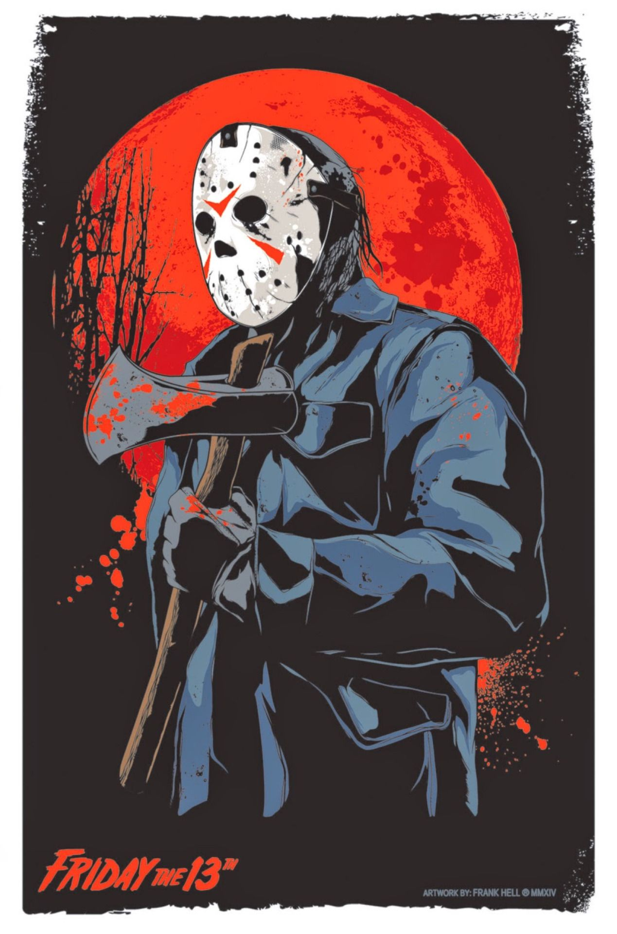 'Friday the 13th' by Frank Hell