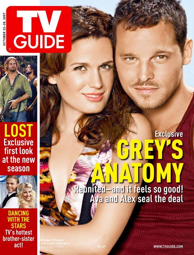 Grey\'s Anatomy | Grey\'s Anatomy | Pinterest | Anatomy, Tv guide and ...