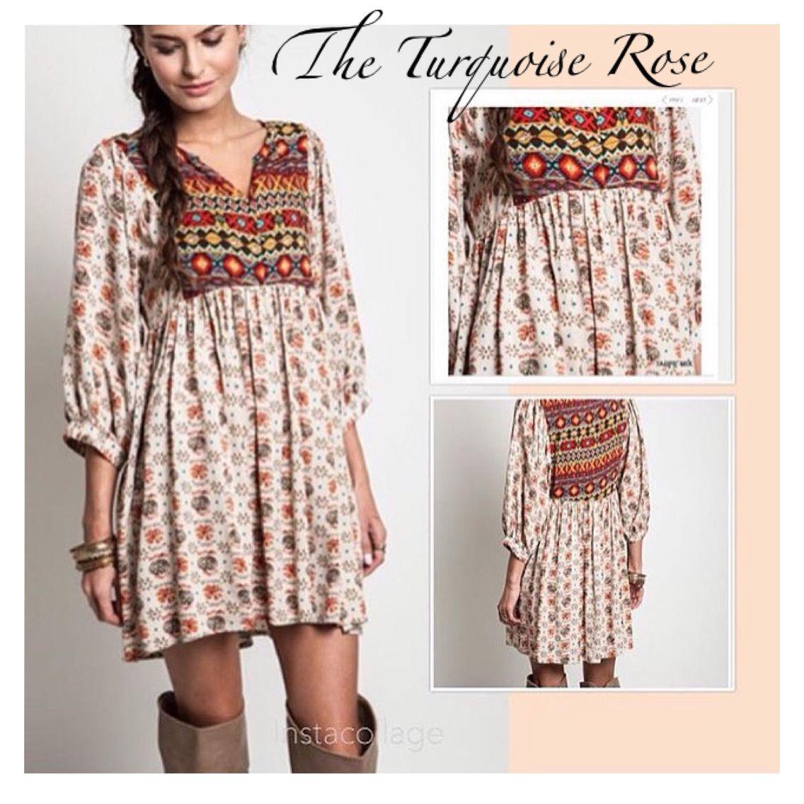 www.theturquoiseroseboutique.com Instagram: @the_turquoise_rose_btq The Turquoise Rose Boutique