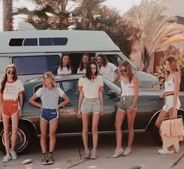 Pinterest   1970s outfits, Vintage summer, Summer aesthetic