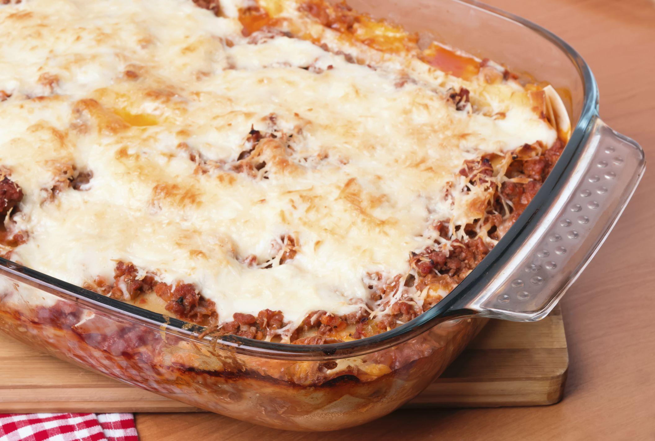 How To Reheat Frozen Lasagna Livestrong Com Reheating Frozen Lasagna Lasagna In The Oven Frozen Lasagna