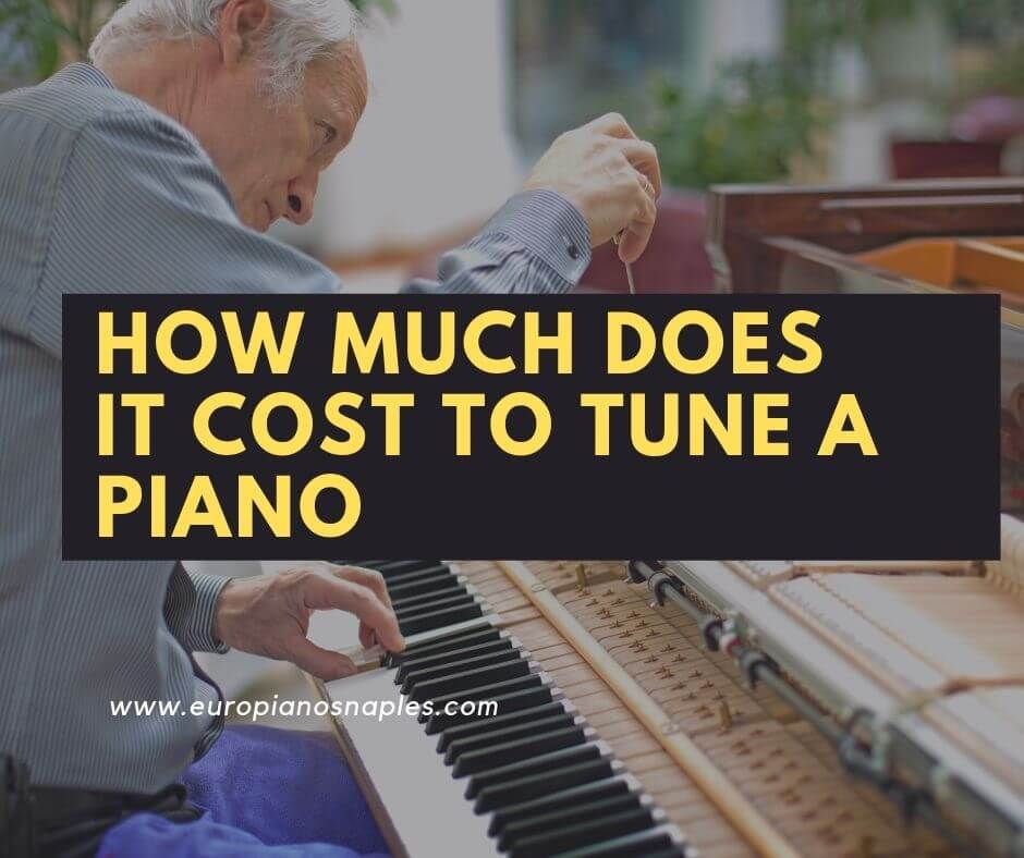 What Is Piano Tuning And How Much Does It Cost To Tune A