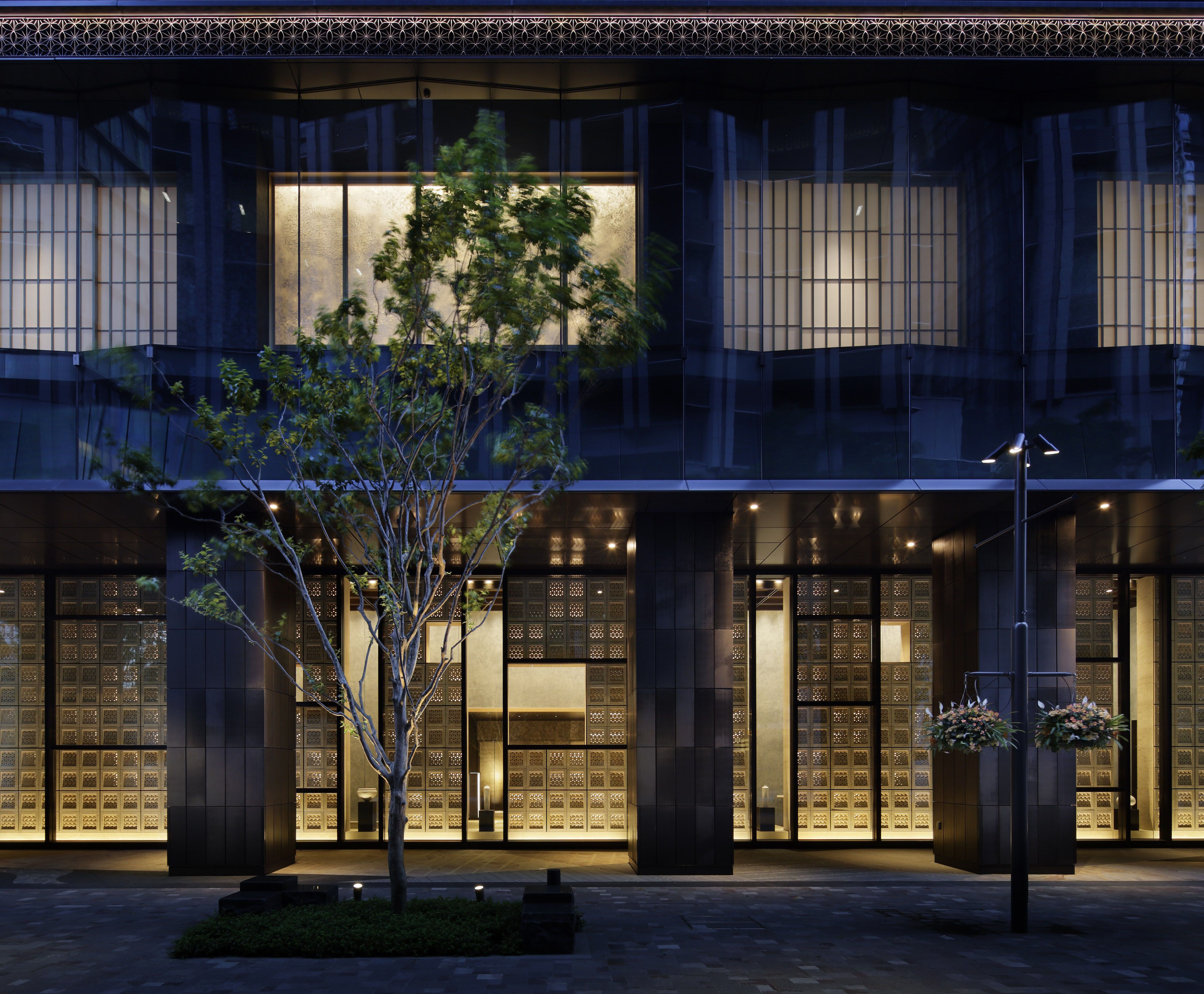 New inn style tokyos first luxury ryokan