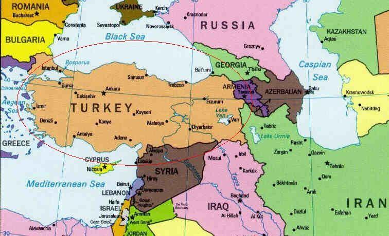 Where Is Istanbul Turkey Map WorldAtlas Com World – burkeen ...