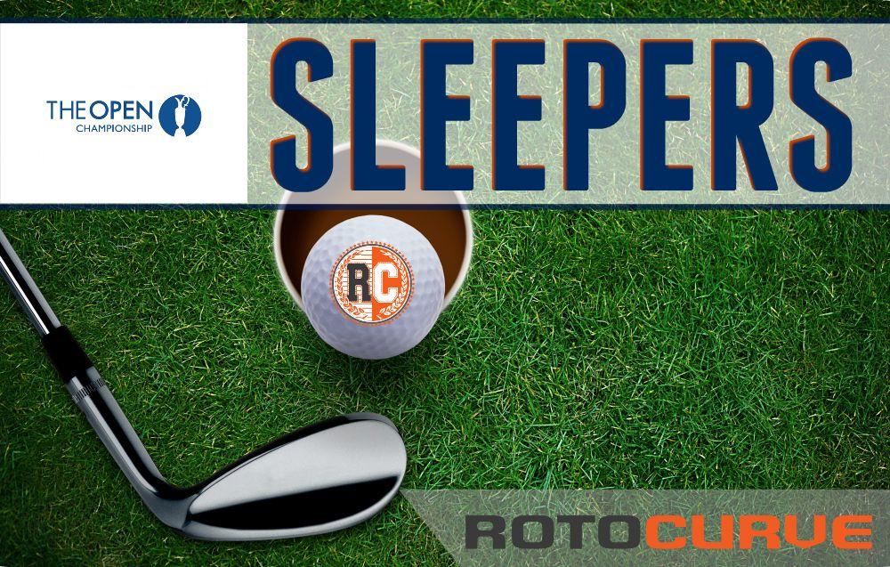 Draftkings fantasy golf picks british open sleepers