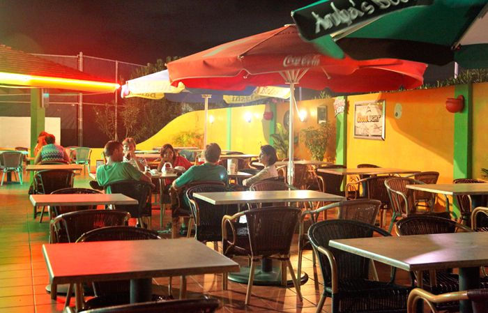 Pizza Bob's Restaurant, Aruba