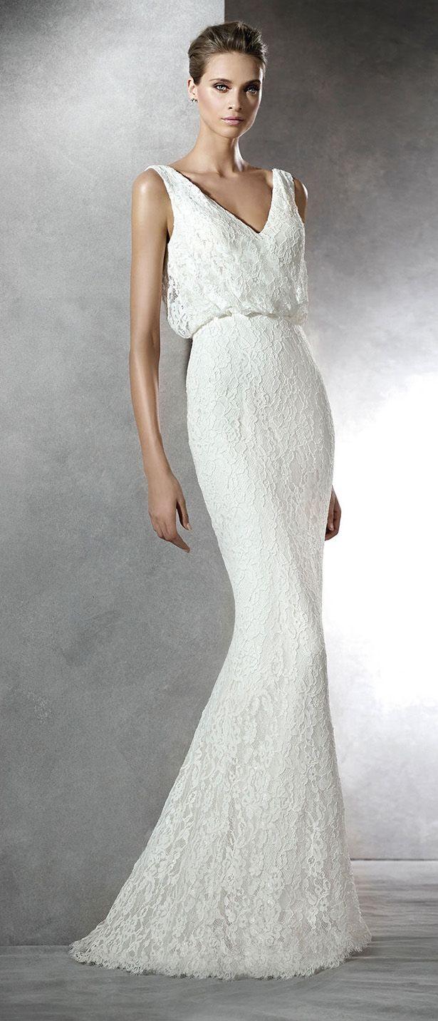 Pronovias 2016 Bridal Collection – Part 2 | Hochzeitskleider ...