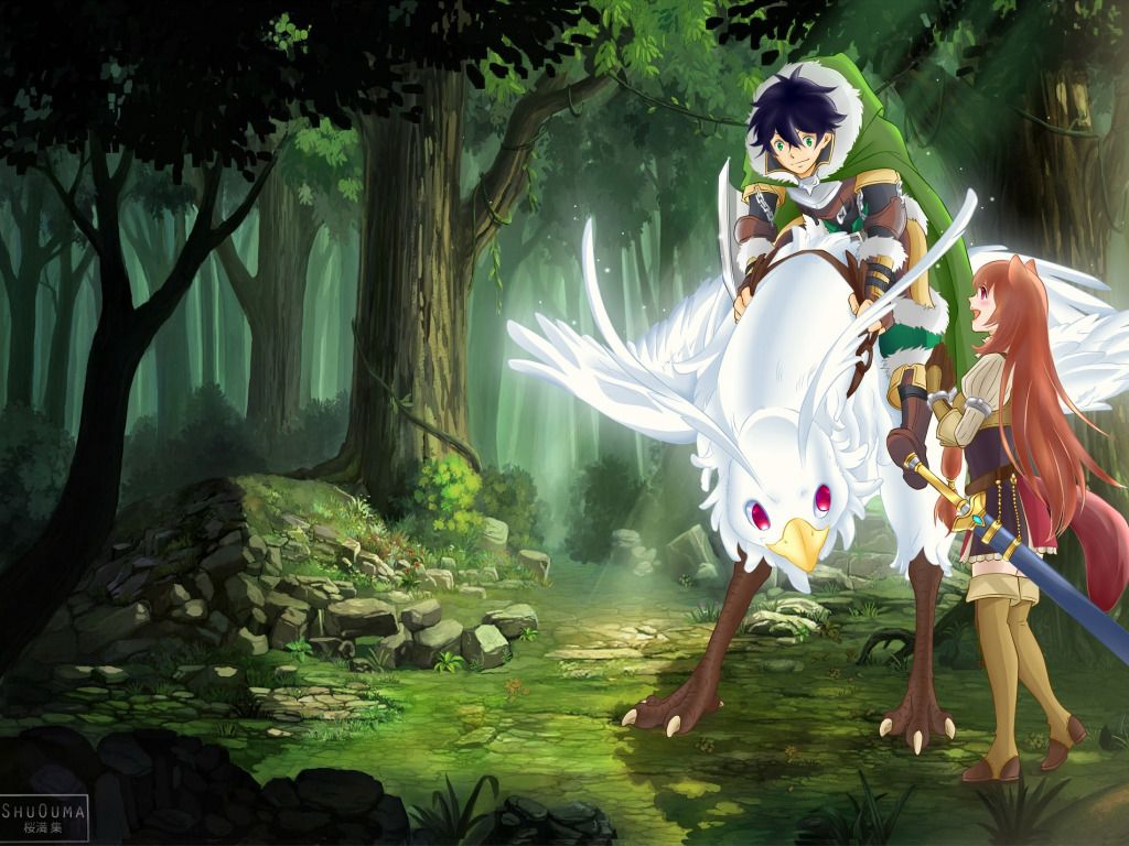 Download Wallpaper Forest The Rise Of Shield Hero Tate No Yuusha