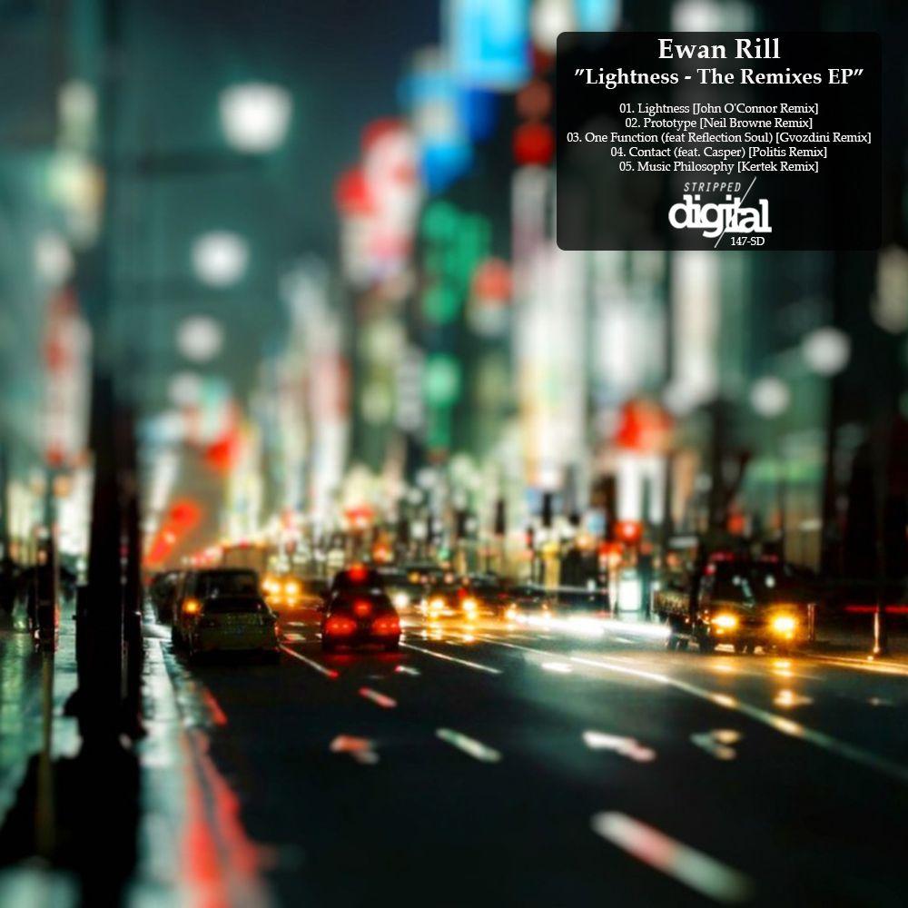 147-SD Ewan Rill   Lightness EP - The Remixes   Stripped Digital