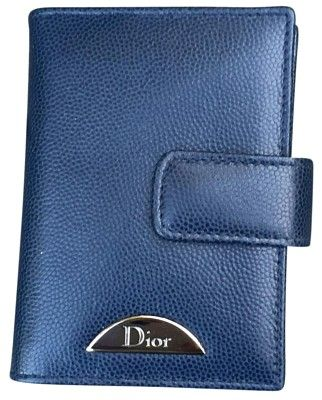 ad85e9c383b7 Dior Credit Card Holder and Wallet  81.92 www.tradesy.com closet lava