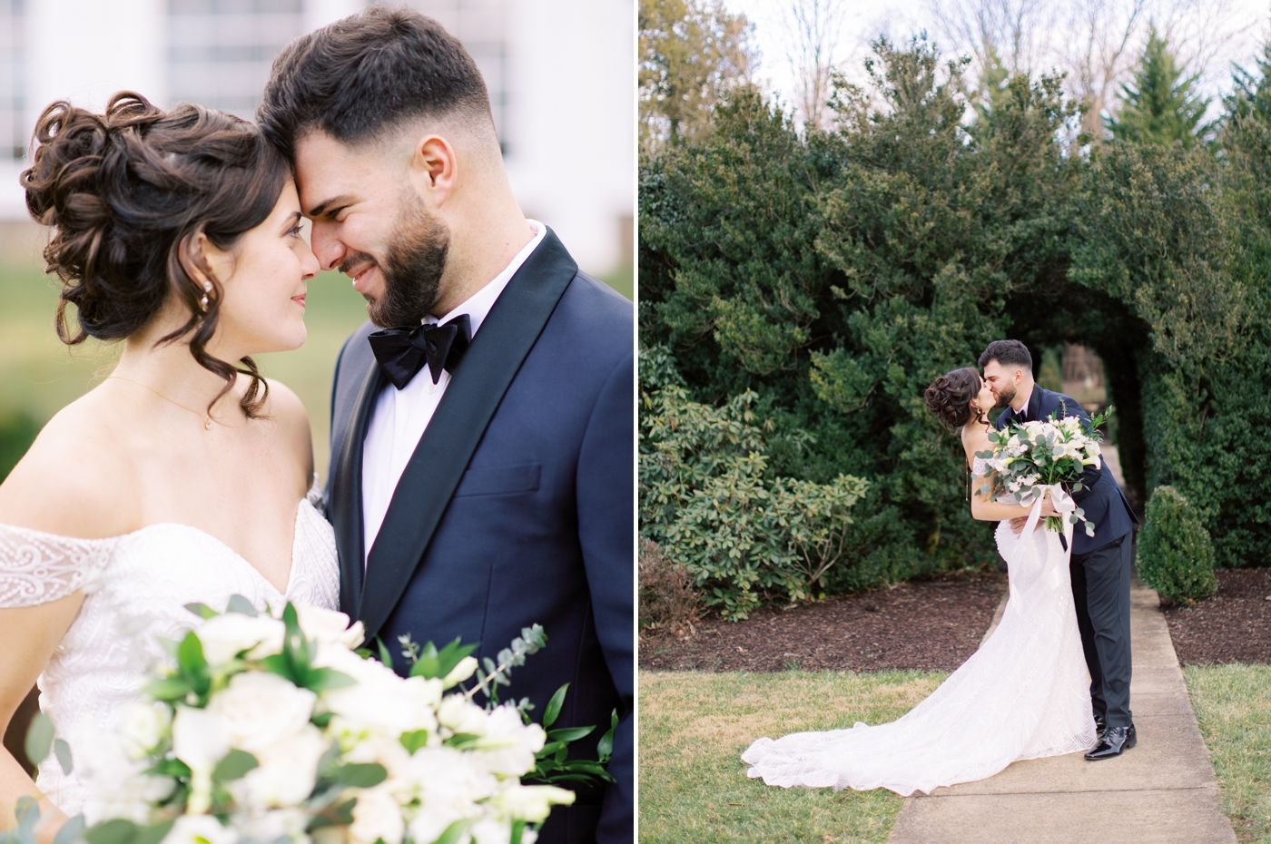 A Classic New Years Eve Wedding At Raspberry Plain Manor