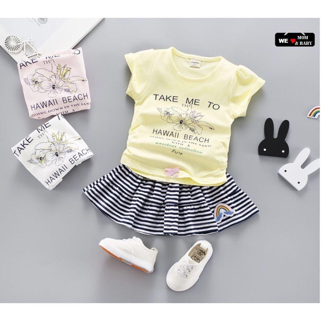 Baju Setelan Anak Cewe