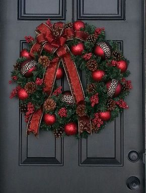 1001 Ideen Neue Weihnachtsgestecke Selber Machen Weihnachten